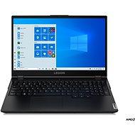 Lenovo Legion 5 15ARH05 Fekete + Legion M300 RGB Gaming egér - Gamer laptop