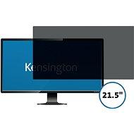 """Kensington szűrő 21,5"""", 16:9, kétoldalas, levehető - Betekintésvédelmi monitorszűrő"""
