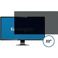 """Kensington szűrő 22"""", 16:9, kétoldalas, levehető - Betekintésvédelmi monitorszűrő"""
