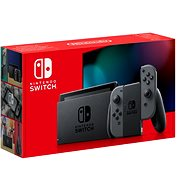 Nintendo Switch - Grey Joy-Con - Konzol
