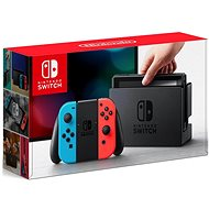 Nintendo Switch - Neon Red&Blue Joy-Con - Játékkonzol