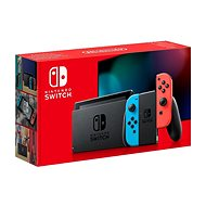 Nintendo Switch - Neon Red&Blue Joy-Con - Konzol