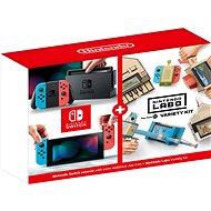 Nintendo Switch - Neon + Nintendo Labo Variety Kit