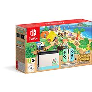 Nintendo Switch - Animal Crossing Bundle - Játékkonzol