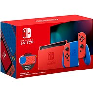 Nintendo Switch Mario Red & Blue Edition - Konzol