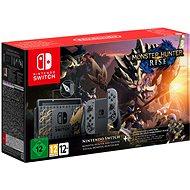 Konzol Nintendo Switch Monster Hunter Rise Edition