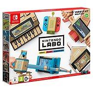 Nintendo Labo - Toy-Con Variety készlet Nintendo Switchhez - Konzoljáték