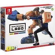Nintendo Labo - Toy-Con robotkészlet a Nintendo Switchhez - Konzoljáték