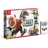 Nintendo Labo - Toy-Con Vehicle Kit pro Nintendo Switch - Konzoljáték