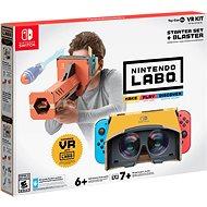 Nintendo Labo - VR Kit Starter Set + Blaster Nintendo Switch számára - Konzoljáték