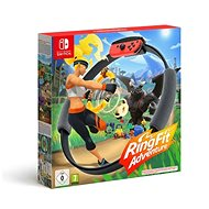 Ring Fit Adventure - Nintendo Switch - Konzol játék