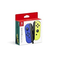 Nintendo Switch Joy-Con kontroller - Blue/Neon Yellow - Kontroller