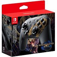 Nintendo Switch Pro Controller - Monster Hunter Rise - Kontroller
