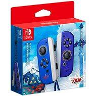 Nintendo Switch Joy-Con Kontroller Hylian Shield and Master Sword - Kontroller