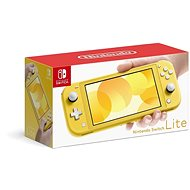 Nintendo Switch Lite - Yellow - Konzol