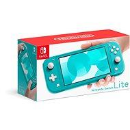 Nintendo Switch Lite, türkiz - Játékkonzol