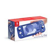 Konzol Nintendo Switch Lite - kék