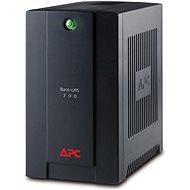 APC Back-UPS BX 700 EU plug - Szünetmentes tápegység