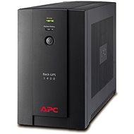 APC Back-UPS BX 1400 euro aljzat - Szünetmentes tápegység