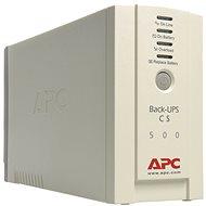 APC Back-UPS CS 500i - Szünetmentes tápegység