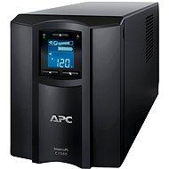 APC Smart-UPS C 1500VA LCD - Szünetmentes tápegység