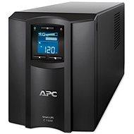Szünetmentes tápegység APC Smart-UPS C 1500VA LCD LAN