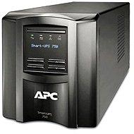 APC Smart-UPS 750VA LCD - Szünetmentes tápegység