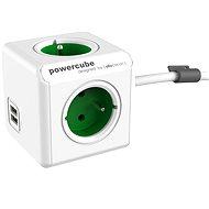PowerCube Extended USB zöld - Tartozék