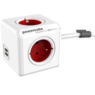 PowerCube Extended USB piros - Tartozék