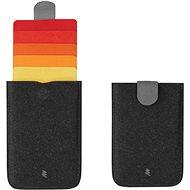 Powercube Dax Wallet, piros - Pénztárca