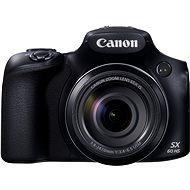 Canon PowerShot SX60 HS fekete - Digitális fényképezőgép