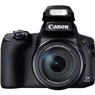 Canon PowerShot SX70 HS fekete - Digitális fényképezőgép
