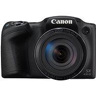 - Canon PowerShot SX430 IS fekete - Digitális fényképezőgép