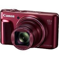 Canon PowerShot SX720 HS piros - Digitális fényképezőgép