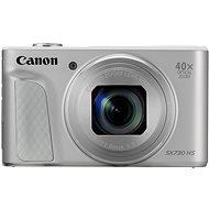 Canon PowerShot SX730 HS Ezüst - Digitális fényképezőgép