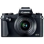 Canon PowerShot G1X Mark III - Digitális fényképezőgép