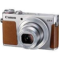 Canon PowerShot G9 X Silver - Digitális fényképezőgép