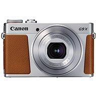 Canon PowerShot G9 X Mark II ezüst - Digitális fényképezőgép