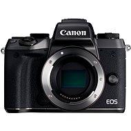 Canon EOS M5 fekete - Digitális fényképezőgép