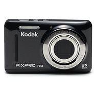 Kodak FriendlyZoom FZ53 fekete - Digitális fényképezőgép