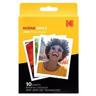 """Kodak Zink 3x4"""" (10 darabos csomag) - Fotópapír"""