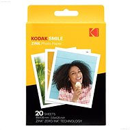 """Kodak Zink 3x4"""" (20 darabos csomag) - Fotópapír"""