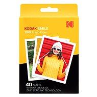 """Kodak Zink 3x4"""" (40 darabos csomag) - Fotópapír"""