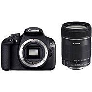 Canon EOS 1200D + EF-S 18-135 mm IS - Digitális tükörreflexes fényképezőgép