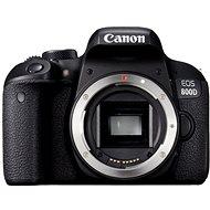 Canon EOS 800D fekete + 18-200mm - Digitális tükörreflexes fényképezőgép
