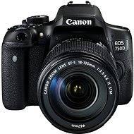 Canon EOS 750D + EF-S 18-135mm IS STM - Digitális tükörreflexes fényképezőgép