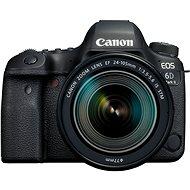 Canon EOS 6D Mark II + 24-105 mm F / 3,5-5,6 IS STM - Digitális tükörreflexes fényképezőgép