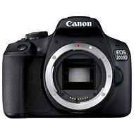 Canon EOS 2000D váz - Digitális fényképezőgép
