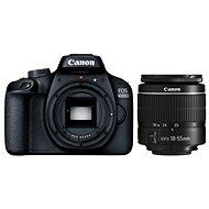 Canon EOS 4000D + 18-55mm DC III - Digitális fényképezőgép
