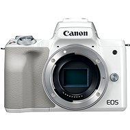 Canon EOS M50 váz fehér - Digitális fényképezőgép